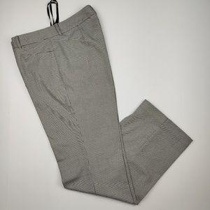 Lauren Ralph Lauren Houndstooth Dress Pants 8P